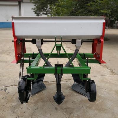 山东省潍坊市安丘市施肥机 农用拖拉机开沟施肥起垄一体机