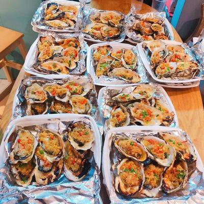 这是一张关于太平洋牡蛎 野生 1-2两/只 的产品图片