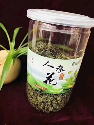 黑龙江省大兴安岭地区大兴安岭地区加格达奇区人参花茶 一级 罐装