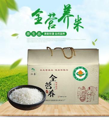 吉林省白城市镇赉县有机米 一等品 晚稻 粳米