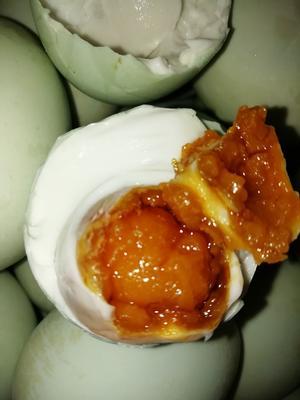 农家咸鸭蛋  箱装 河南特产红油流油低盐泥腌咸鸭蛋
