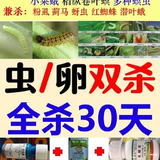甲维盐 茚虫威虱螨脲1+1+1杀卵杀大虫60斤水吊丝虫菜青虫抗性粘虫