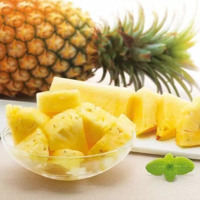 台湾凤梨 台湾品种金钻凤梨 蜜甜口感 汁水多 生吃也甜 九斤装