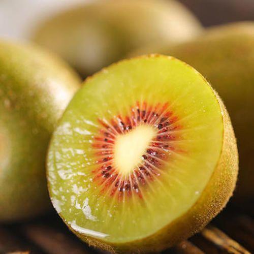 蒲江红心猕猴桃生态阳光果70~90中大果30个装