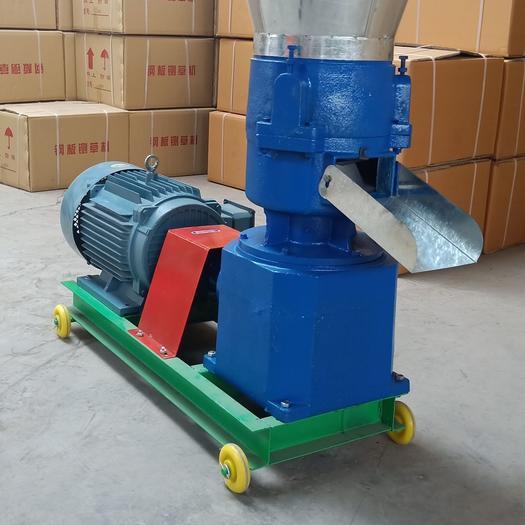 饲料颗粒机210型,适合猪牛马羊鸡鸭鹅兔鸟鱼虾养殖饲料机械