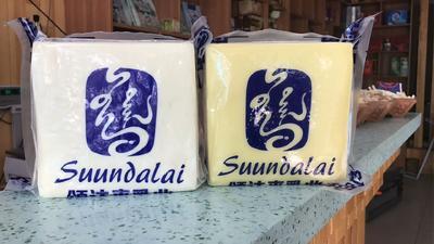 内蒙古锡林郭勒正蓝旗纯手工奶豆腐 3-6个月 阴凉干燥处