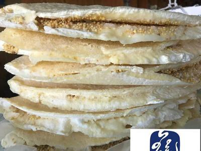 内蒙古锡林郭勒正蓝旗奶皮子 2-3个月 冷藏存放