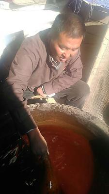 陕西渭南合阳县小磨香油