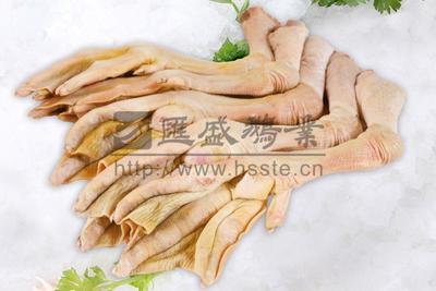 广东省揭阳市榕城区冰鲜狮头鹅掌 冷冻