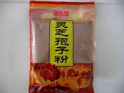 黑龙江哈尔滨依兰县灵芝孢子粉 6-12个月