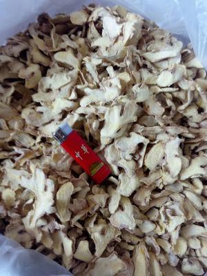 云南曲靖罗平县低硫干姜片 内双层塑料袋+外纸箱 3-6个月