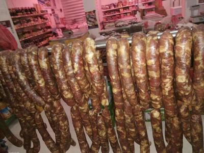 山东青岛平度市纯肉香肠 散装 半年