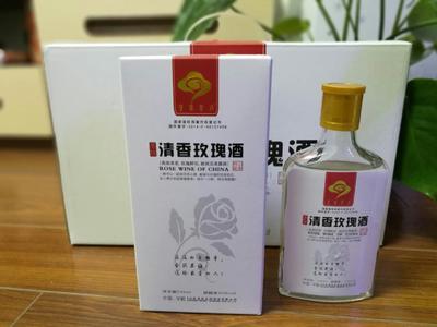 山东济南商河县玫瑰酒 40-49度