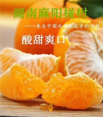 湖南省怀化市麻阳苗族自治县椪柑 6 - 6.5cm 2 - 3两