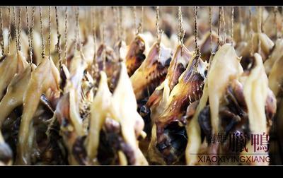 广西壮族自治区钦州市灵山县鸭肉类 简加工