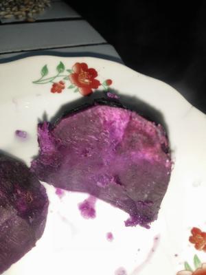贵州铜仁德江县紫罗兰紫薯 8两以上