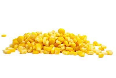 河南三门峡渑池县玉米干粮 霉变≤1% 杂质很少