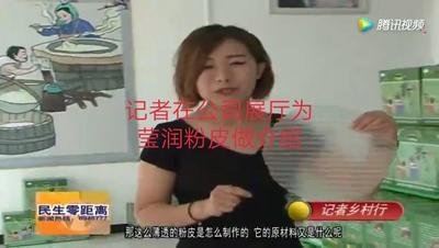 山东聊城冠县绿豆粉皮