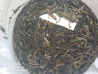 云南西双版纳勐腊县易武山普洱茶 盒装 一级