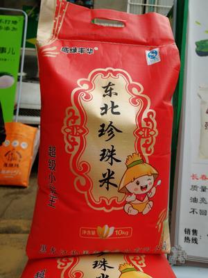 四川成都郫县东北大米 绿色食品 晚稻 一等品