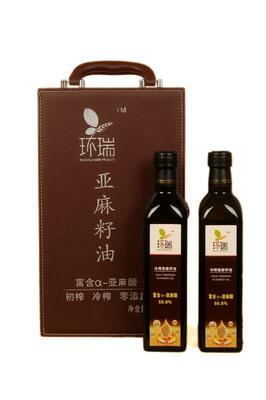 上海青浦冷榨亚麻籽油
