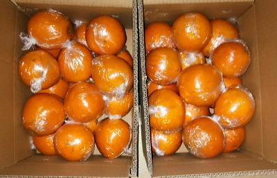 这是一张关于细荷尔脐橙 6.5 - 7cm 3两以上的产品图片