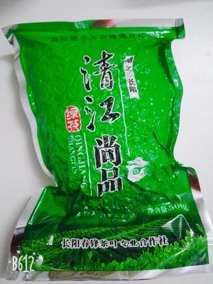 这是一张关于长阳清江茶 袋装 一级的产品图片