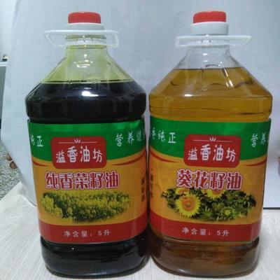 陕西省渭南市蒲城县油葵油