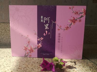 福建泉州南安市台湾高山茶 礼盒装 特级