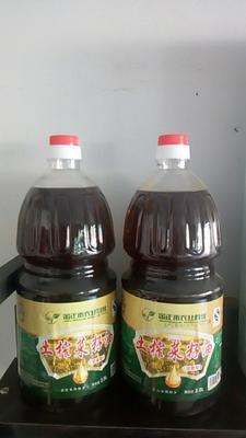 陕西汉中洋县非转基因菜籽油 2.5L/桶