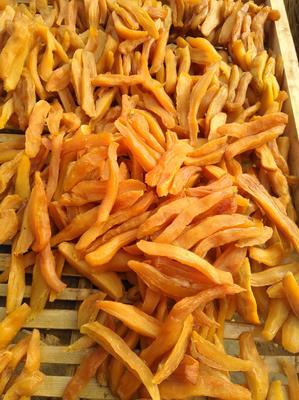 广东清远英德市黄金红薯干 条状 散装 半年