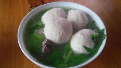 广东省梅州市五华县猪肉丸
