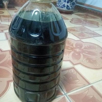 河北张家口怀来县自榨纯菜籽油 4.5-5L