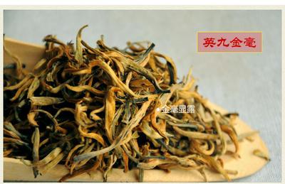 广东清远英德市英德红茶 散装 一级
