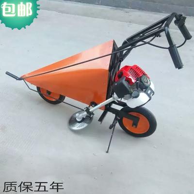 山东临沂沂水县收割机