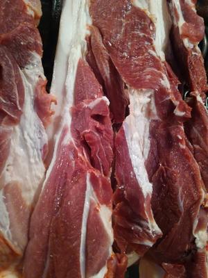 安徽六安金寨县土猪肉 生肉