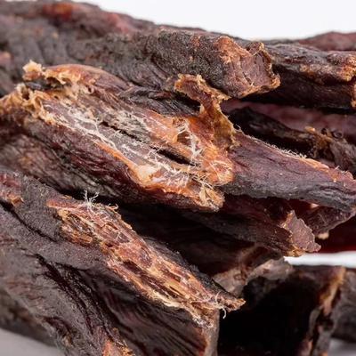 内蒙古呼和浩特回民区牛肉干 熟肉