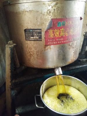 安徽滁州天长市自榨纯菜籽油 2.8L
