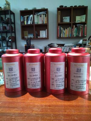 广东广州荔湾区陈皮普洱茶 罐装 一级