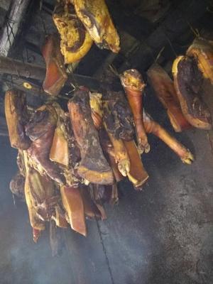 陕西汉中宁强县陕西腊肉 散装