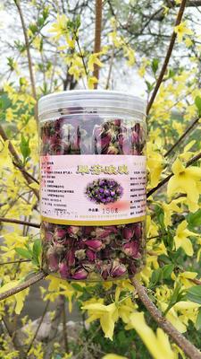 甘肃武威凉州区玫瑰花茶 罐装 特级