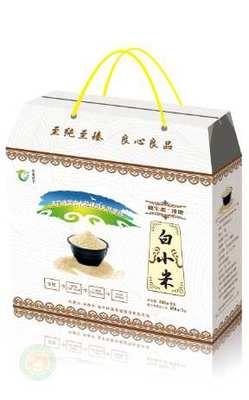 内蒙古赤峰翁牛特旗白小米