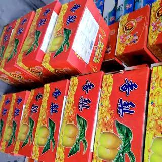 河北石家庄赵县红香酥梨 150-200g 60mm以上