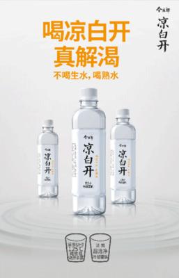 天津塘沽矿泉水 塑料瓶 12-18个月