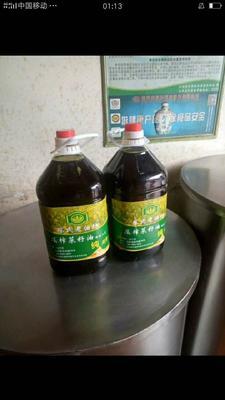 四川宜宾江安县压榨菜籽油 4.5-5L