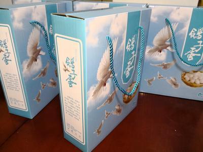 广东省深圳市福田区白鸽蛋 食用 礼盒装