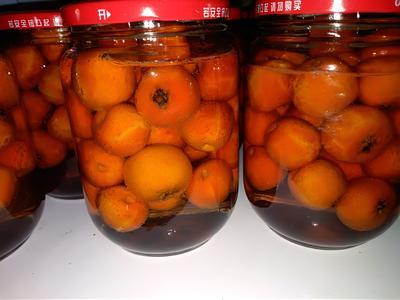 安徽宿州砀山县山楂罐头 12-18个月