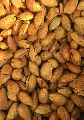 这是一张关于巴旦木 1年 带壳的产品图片