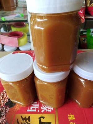 河南洛阳嵩县土蜂蜜 塑料瓶装 98% 1年