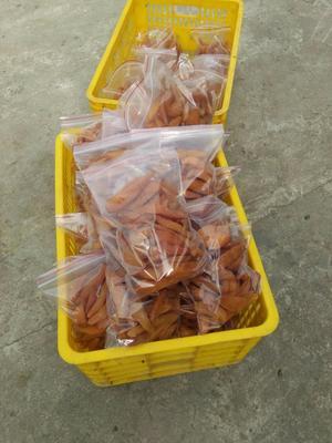 广东省韶关市乳源瑶族自治县黄金红薯干 条状 袋装 半年
